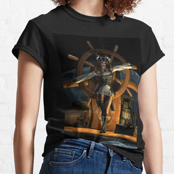Black Pearl Classic T-Shirt