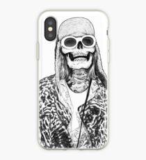 Dead Famous Kurt iPhone Case
