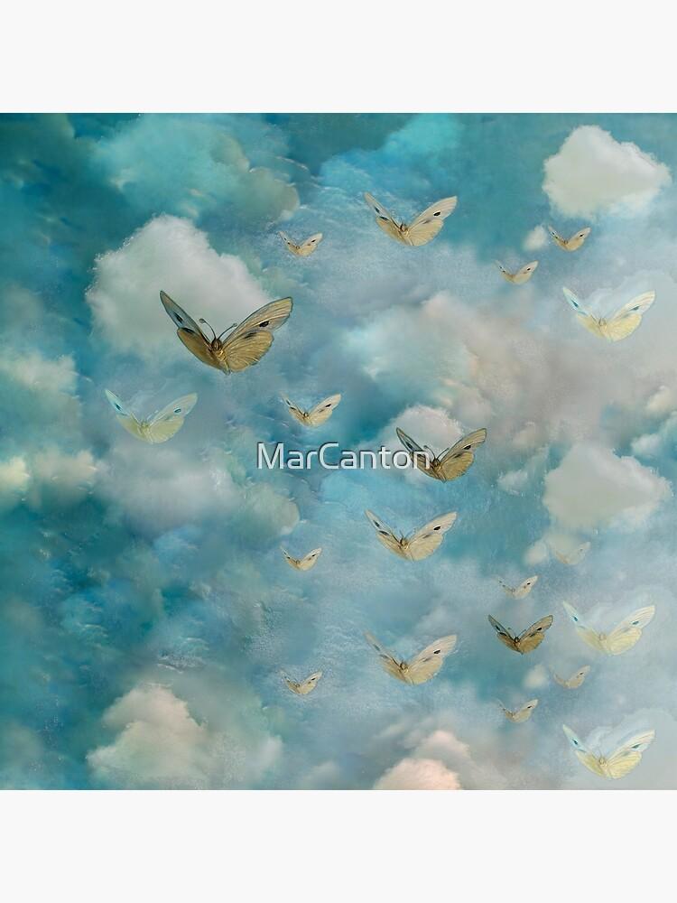 """""""Heaven & butterflies"""" de MarCanton"""
