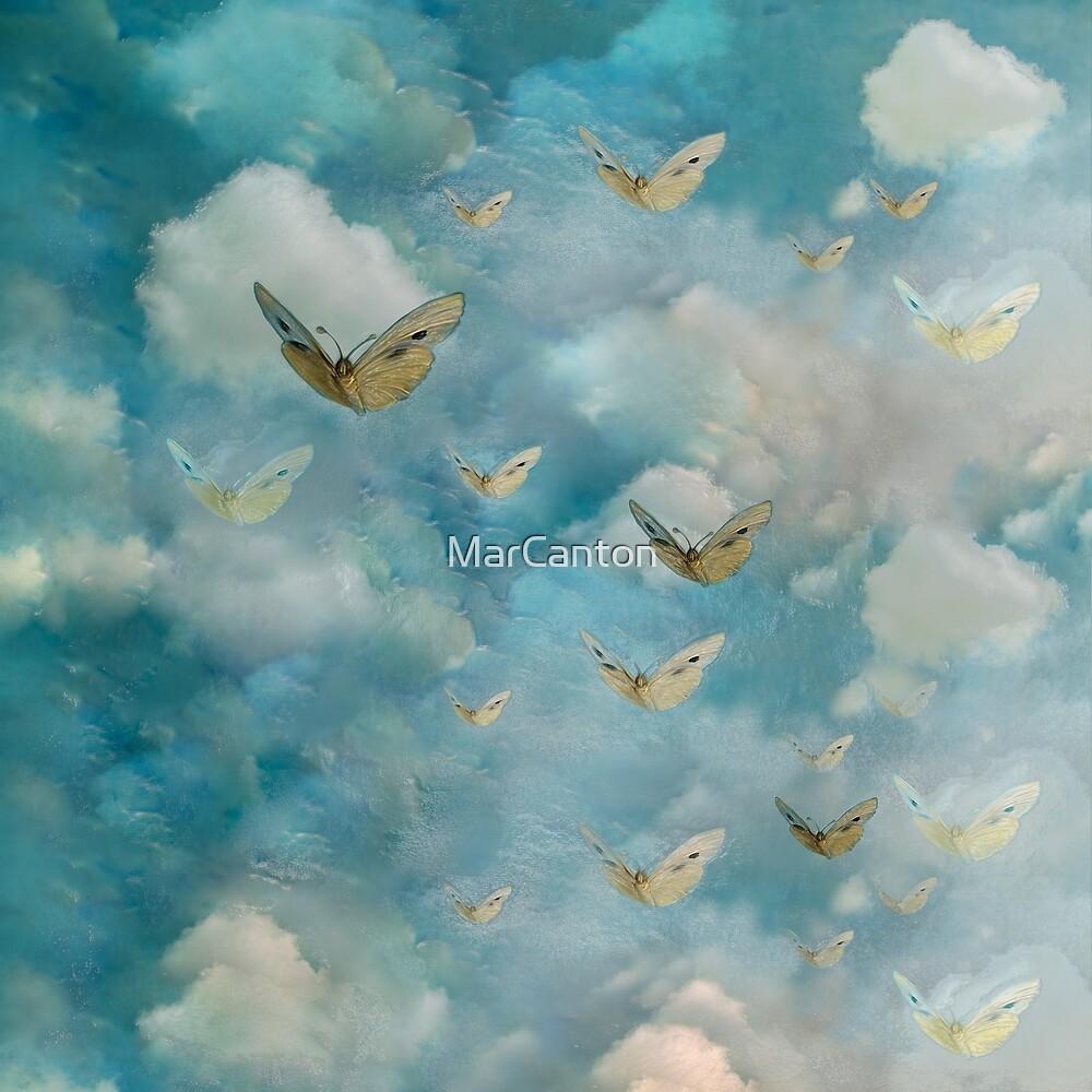 """«""""Heaven & butterflies""""» de MarCanton"""