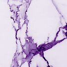 Ultraviolet Marble by cafelab