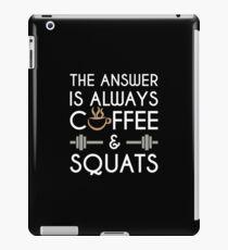 Vinilo o funda para iPad Café y Squats