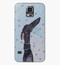 GREYHOUND LOVE g294heart Case/Skin for Samsung Galaxy