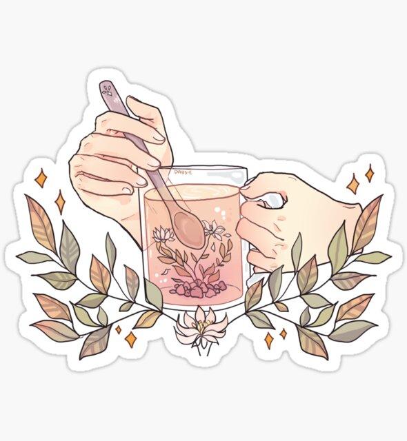 Tea time by days-e