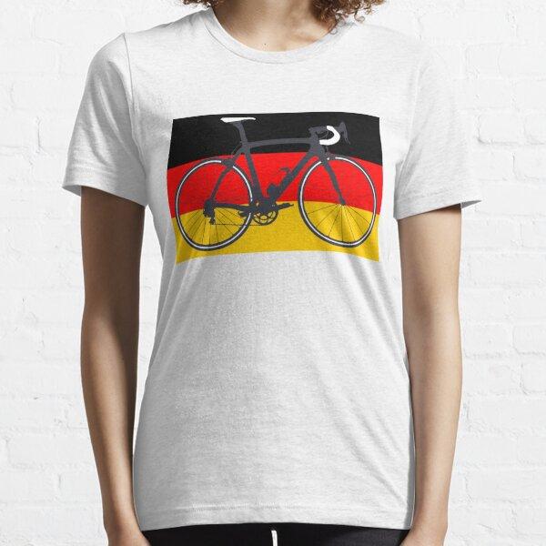 Bike Flag Germany (Big - Highlight) Essential T-Shirt