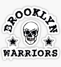 BROOKLYN WARRIORS Sticker