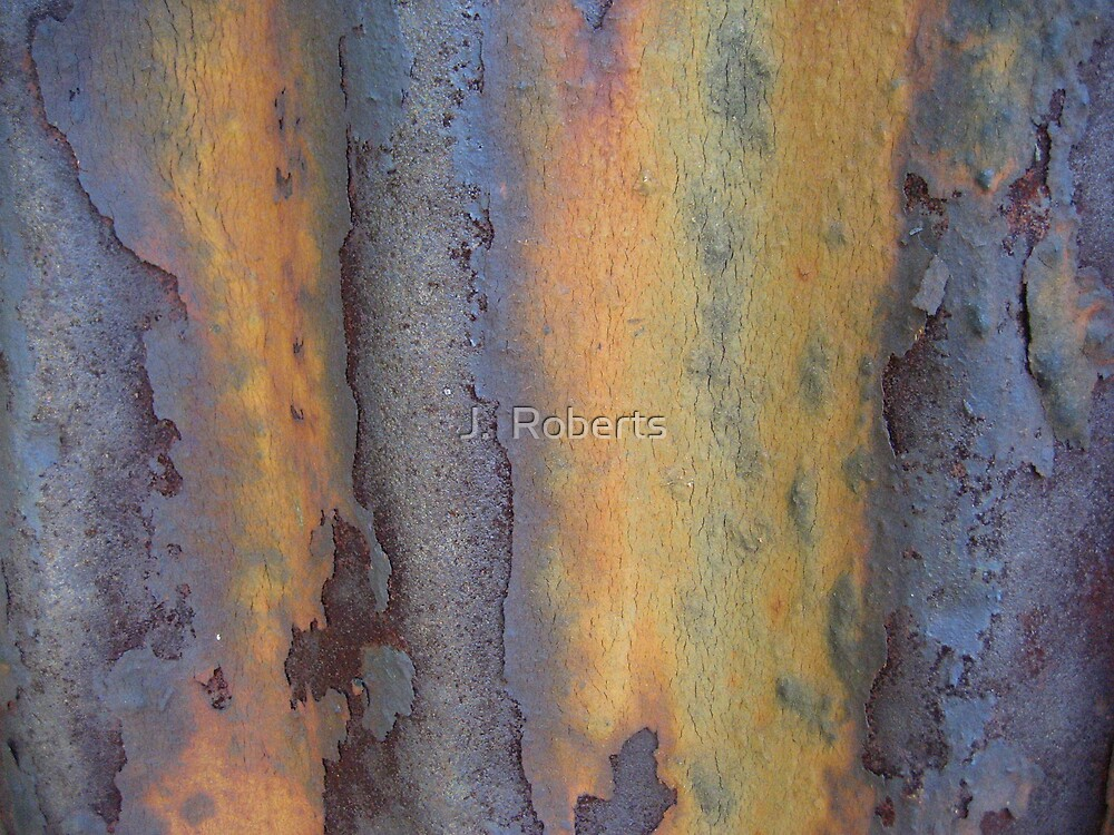 Rust by J.  Roberts