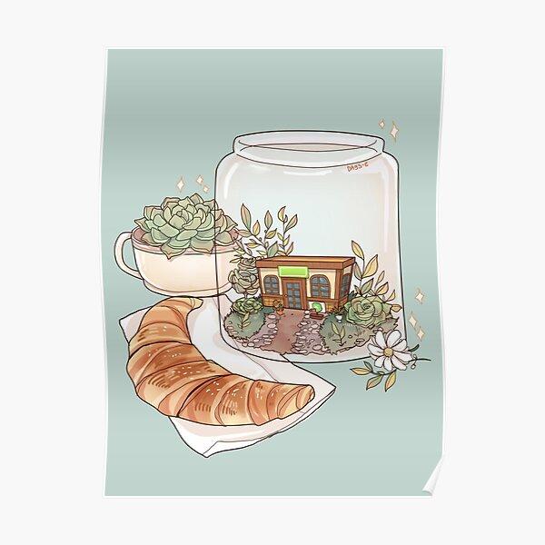 The Roost terrarium Poster