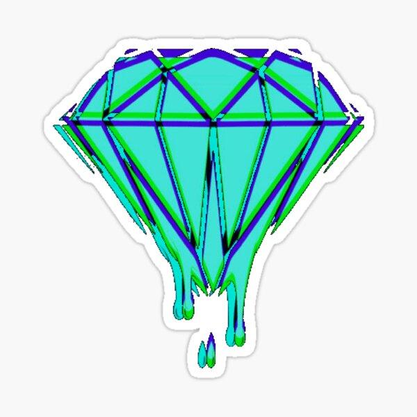 Diamond supply co Sticker