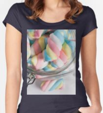 Chewy  Women's Fitted Scoop T-Shirt