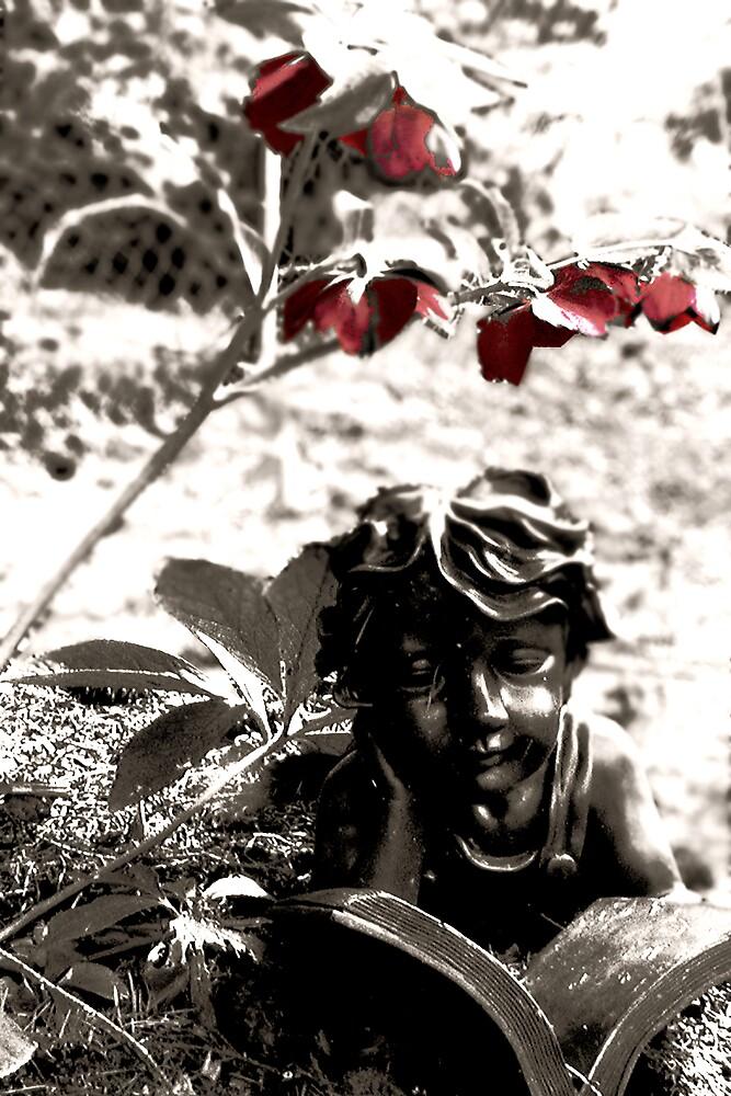 Garden Fairy by Sarah McTernen