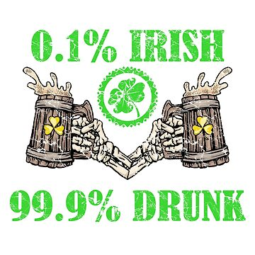Funny St Patrick's Day Shirt - Gift For Beer Lovers by Stella1