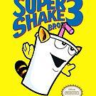 Super Shake Bros. 3 (Print Version) by Rodrigo Marckezini