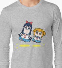 Pop Team Epic Boing! Long Sleeve T-Shirt
