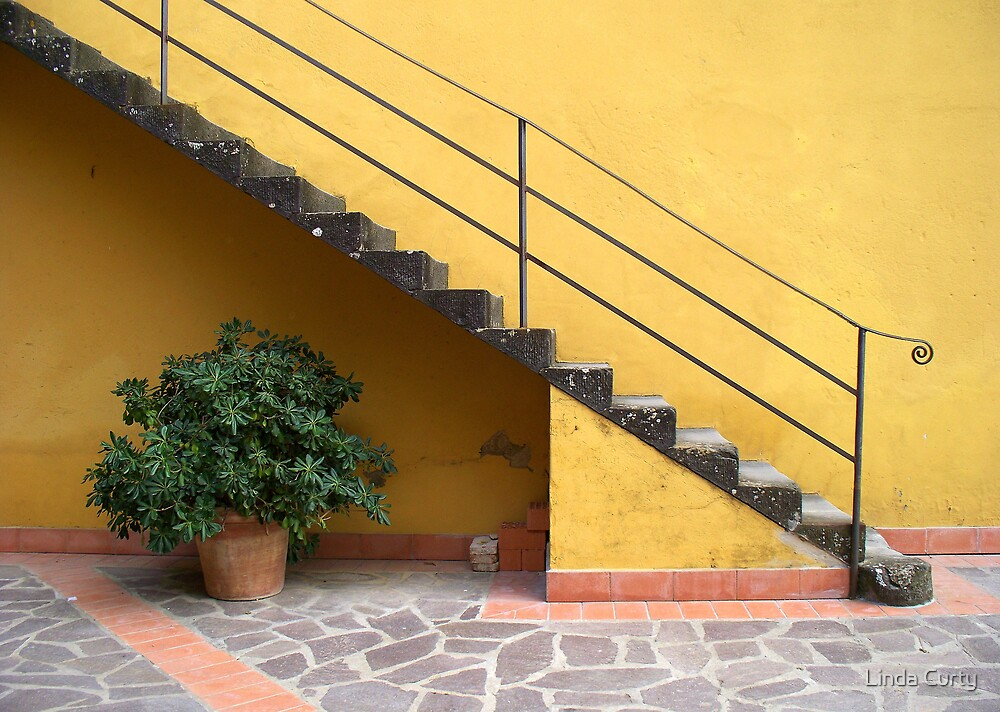 Stairs by Linda Curty