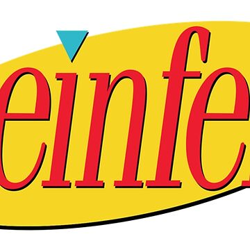 Seinfeld (TV Show) - Logo by BlueWallDesigns