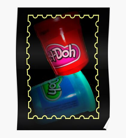 Doh! Poster