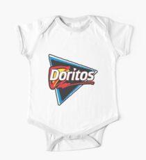 90er Jahre Doritos Logo Baby Body Kurzarm