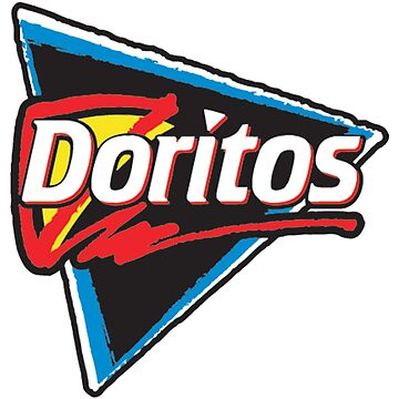 90's Doritos Logo by BlueWallDesigns