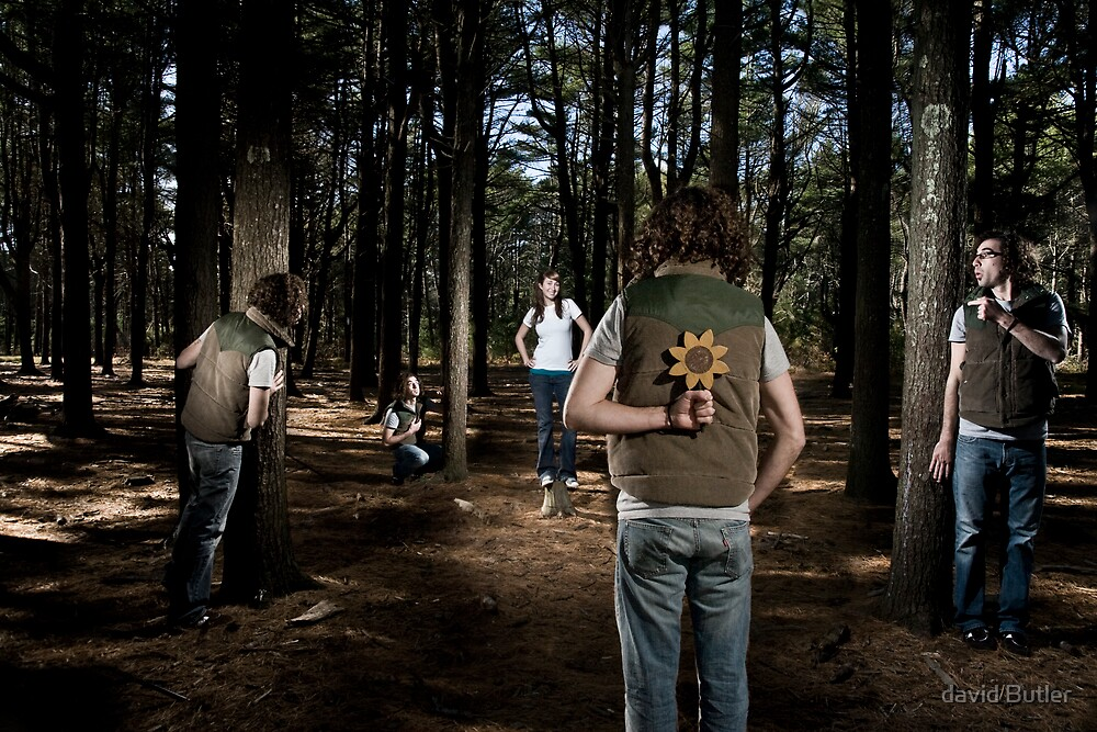 Multiplicity (Woods Version) by david Butler