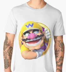 Wario Men's Premium T-Shirt