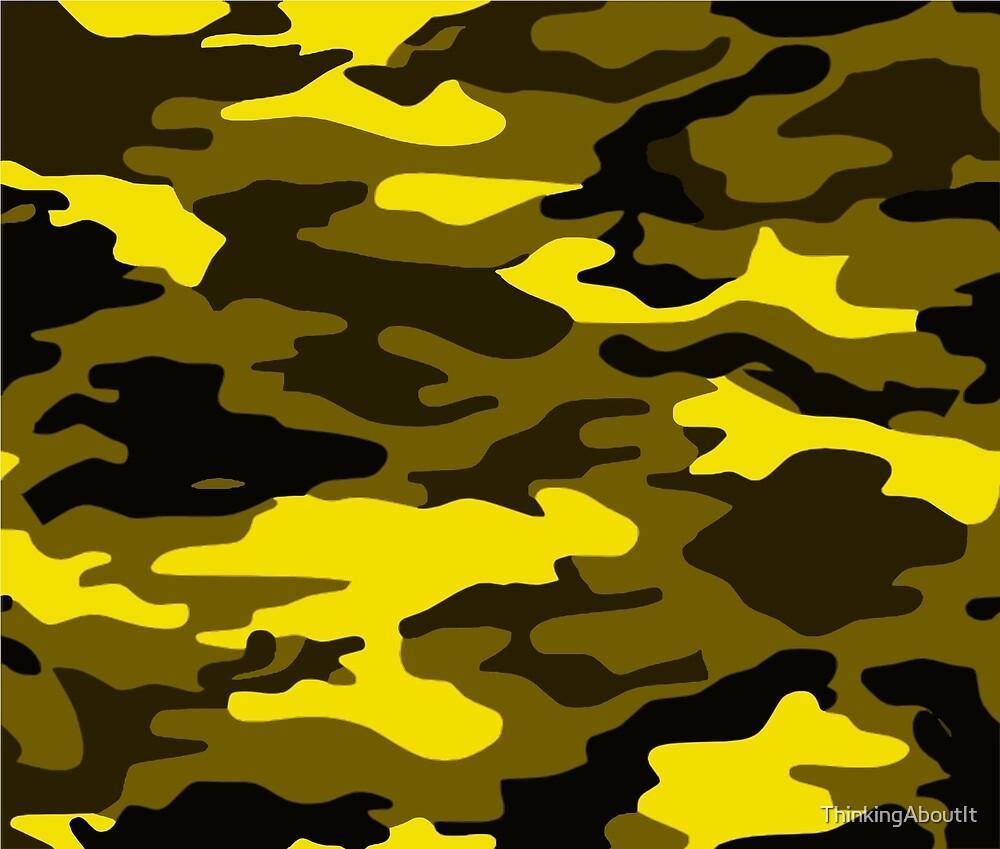 Yellow Camo\