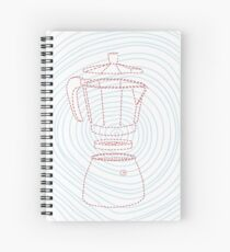 CoffeeWood Spiral Notebook