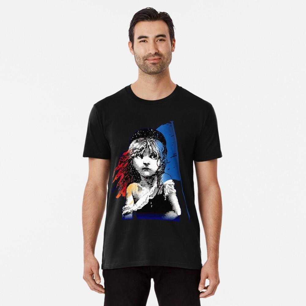 Les Mis Camiseta premium