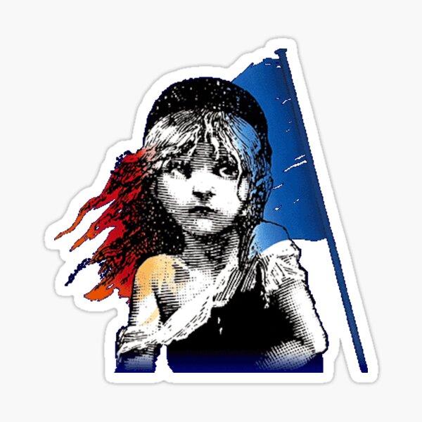 Les Mis Sticker