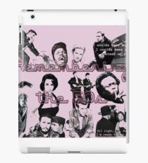 50s Collage iPad Case/Skin