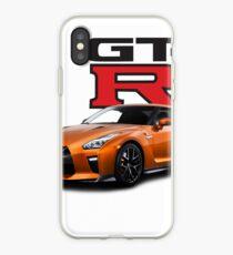 GTR R35 iPhone Case