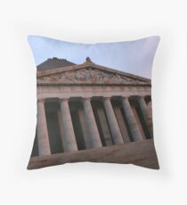 The Shrine of Rememberance   Throw Pillow