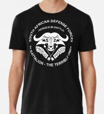 32 Bataillon - Südafrika Defense Force Männer Premium T-Shirts