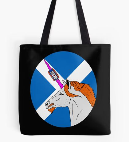 The Ginger Unicorn Tote Bag