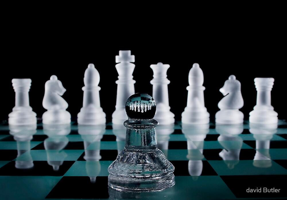 Chess by david Butler