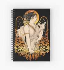 ARTEMIS Spiral Notebook