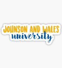 JWU Sticker