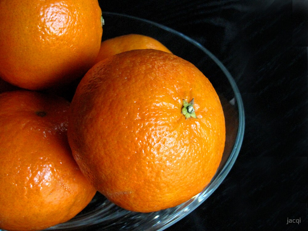 Clementines by jacqi