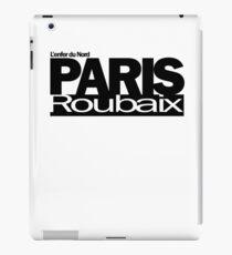 Paris - Roubaix iPad Case/Skin