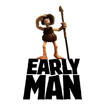 Early Man - Dug Spear by PearShaped