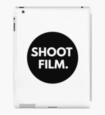 SHOOT FILM. iPad Case/Skin