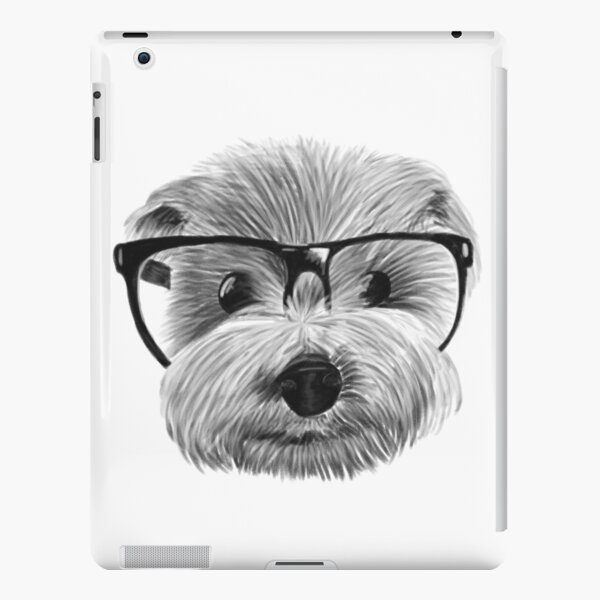 Smart pup iPad Snap Case