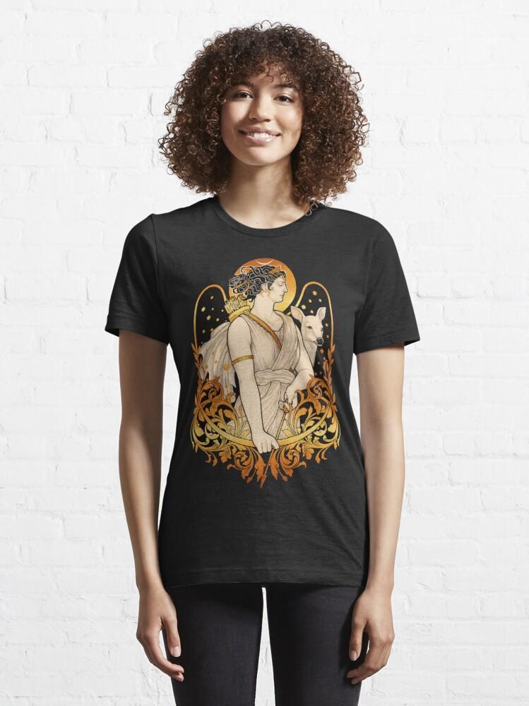 Alternate view of ARTEMIS Essential T-Shirt
