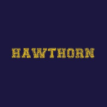 Hawthorn (gold) by electrasteph