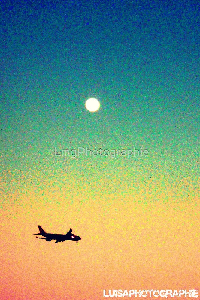 Fly To The Moon by LmgPhotographie