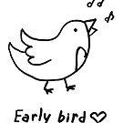 Early bird by Julia Syrykh