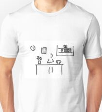 administration office Unisex T-Shirt