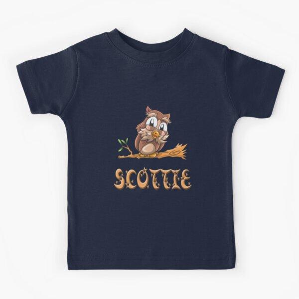 Scottie Owl Kids T-Shirt
