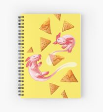 Nacho party Spiral Notebook