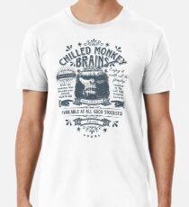 Gekühlte Affen Gehirne Männer Premium T-Shirts
